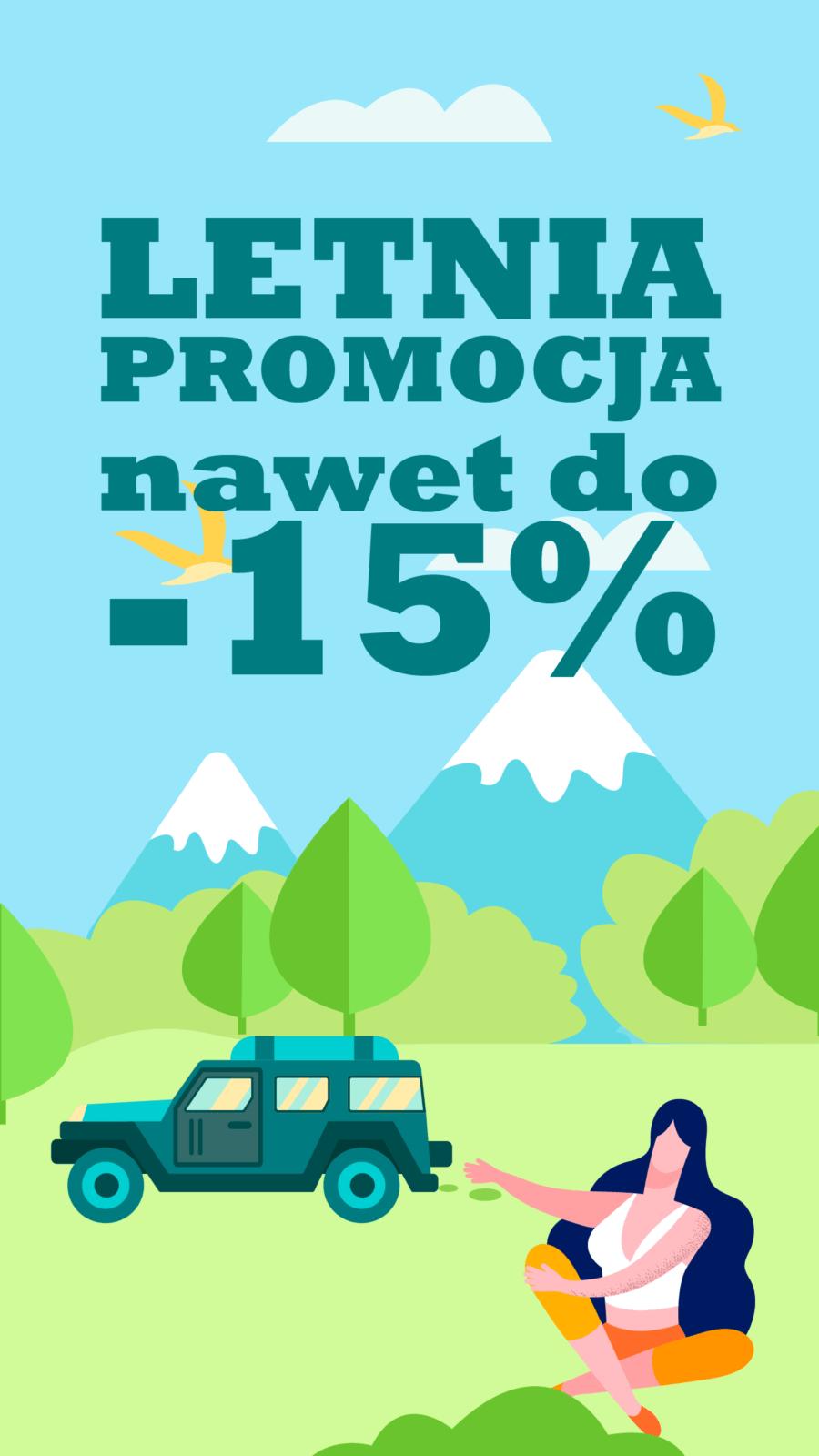 Wypożyczalnia samochodów Rzeszów - Promocja