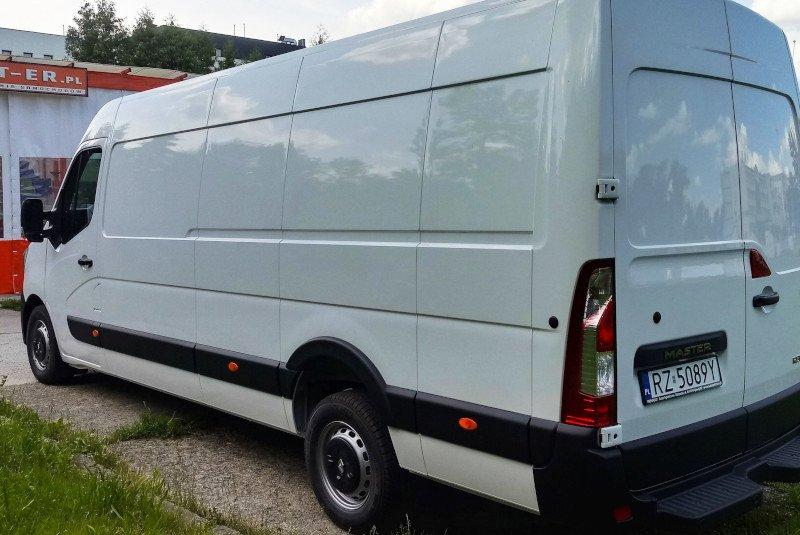 Wypożyczalnia busów dostawczych Rzeszów