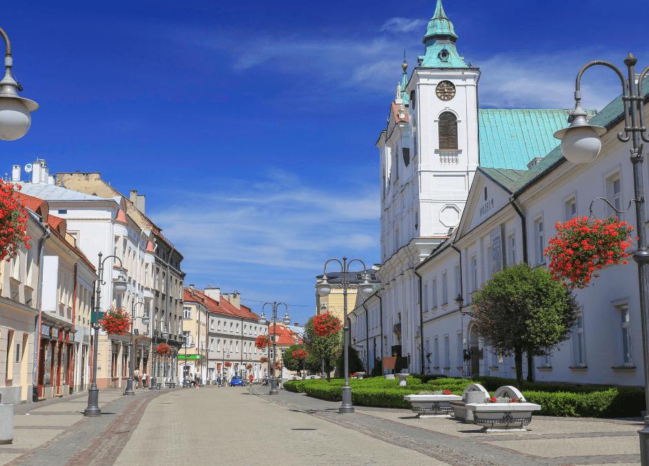 Co warto zwiedzić w Rzeszowie samochodem?
